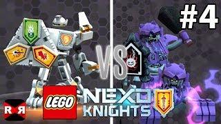 LEGO NEXO KNIGHTS : MERLOK 2.0 - Walkthrough Gameplay Part 4
