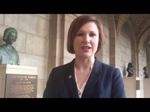Meet NewDEAL Leader Nebraska Senator Kate Bolz!