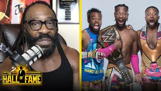 Booker T on New Day Splitting Up in WWE Draft