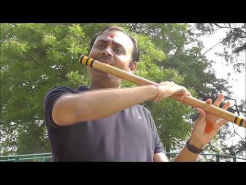 Mein Tenu Samjhawan Ki (#Flute Cover) By Flutist Suresh- Flute Gurukul
