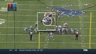Did laser pointer impact Carpenter kick?