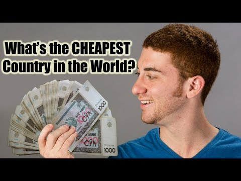 Cheapest Country in