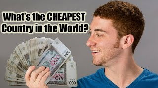 Cheapest Country in the World? (Uzbekistan)