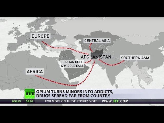 Global Opium Epidemic: Killing Industry of Afghanistan