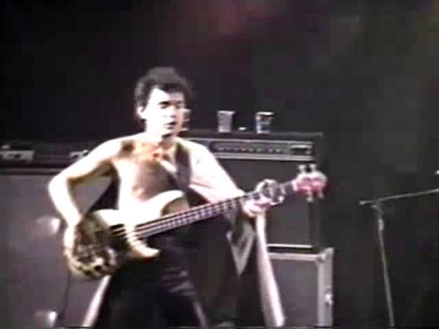 Escalada do Rock - 1º de Dezembro de 1990