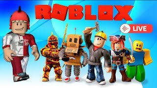 ROBLOX LIVES | ENJOYING WITH SUBSCRIBERS