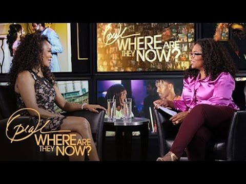 , 'Where Are They Now?' Vivica Fox Candidly
