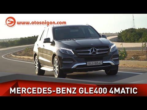 Otosaigon - Đánh giá Mercedes-Benz GLE400 4MATIC