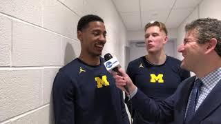 Michigan-Villanova: Michigan stars explain surprising drubbing of Villanova in title rematch