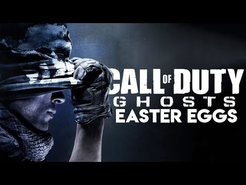 CALL OF DUTY GHOSTS - 25 Easter Eggs, Secrets & References
