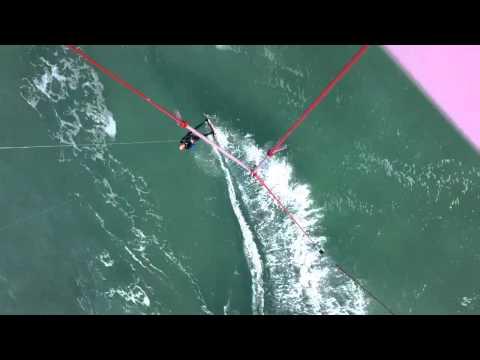 Eric Davies Kiteboarding New Smyrna Beach