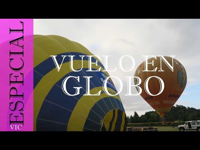 Vuelo en Globo con Ballooning en Vic | Barcelona