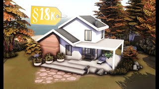 The Sims 4 Dream Home Decorator 18k Simple Starter Stop Motion   The Bheeda's First Home