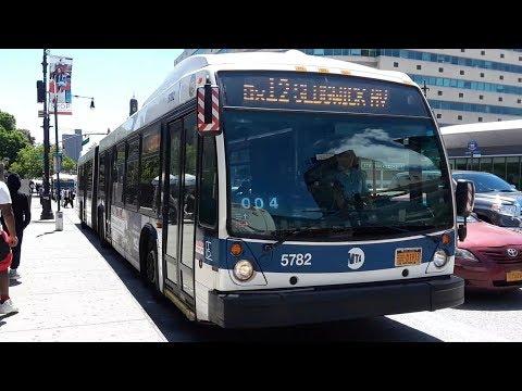 MTA: 2011 NovaBus LFSA's [5782]/[5848] Bx12/Bx9 buses