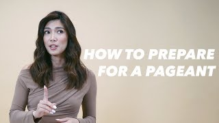 HOW DO I PREPARE FOR A PAGEANT? | NICOLE CORDOVES