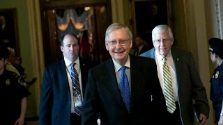 Senate prepares to take up GOP health care bill