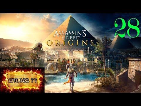 Assassin's Creed ORIGINS (#28) Námořní Bitva A Setkání S Caesarem (Let's Play CZ 1080/60 PC)