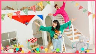 장난감 선물 다 없어졌어요! 방 꾸미기 함께 해요 !! 주방놀이 요리놀이 부엌놀이 Toy Room Pretend Play with kids toys for children