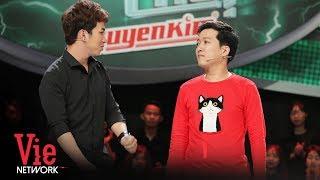 Đoàn Lô Tô Lộ Lộ Phá Banh Gameshow Nhanh Như Chớp Của Trường Giang | VieTalents Official
