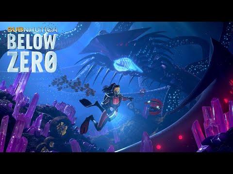 Subnautica Below Zero - Release Date Trailer