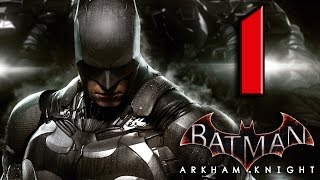 BATMAN: ARKHAM KNIGHT [Walkthrough ITA HD - PARTE 1] - Lo Spaventapasseri
