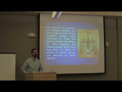 The Early Church: Daniel Fogg