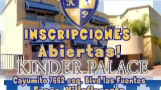 Kinder Palace y Colegio Primo de Verdad - Spot TV