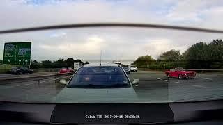 Rear End motorway