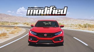 Street Driven Las Vegas 2017! Honda Type R Face-Off: Matt & Geoff vs. GRC Pro – Modified Ep. 6 thumbnail