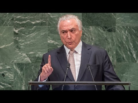 Brazil - President Addresses General Debate, 73rd Session