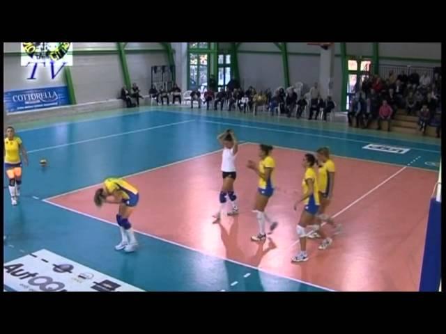 Cittaducale vs Monterotondo - 1° Set