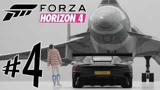 FORZA HORIZON 4 - Parte 4: Carro VS Caça! [ PC - Playthrough ]