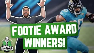 Fantasy Football 2021 2020 Footie Award Winners Buy or Sell Hydro Dipping Ep 1017