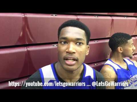 DAMIAN JONES, Golden State Warriors (0-0) morning shootaround NBA Summer League before 76ers