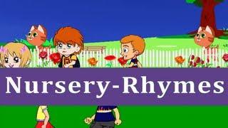 Animated Nursery Rhymes | Ringa Ringa Roses | Tutorial | Kids Songs With Lyrics By ZippyToons TV