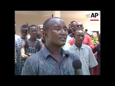 Ghana - Race against US immigrations law change