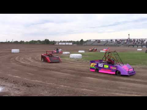 mini wedge heat 1 06 9 18 Merritt speedway
