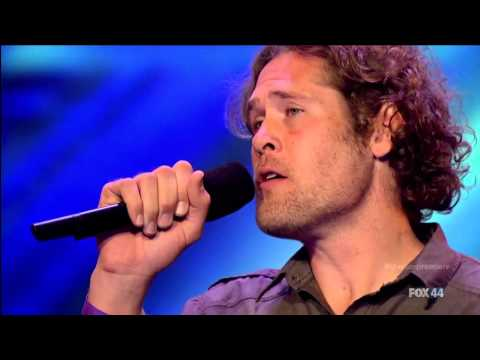 The X Factor USA 2013 - Jeff Brinkman' audition You Are So Beautiful