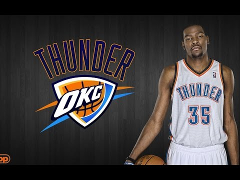Kevin Durant Career HIghlights - Be A King (My Momma Told Me) E-Dubble Mix