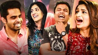 A Fun Chat with As I'm Suffering From Kadhal Team | Nakshatra | Balaji Mohan | MY 102
