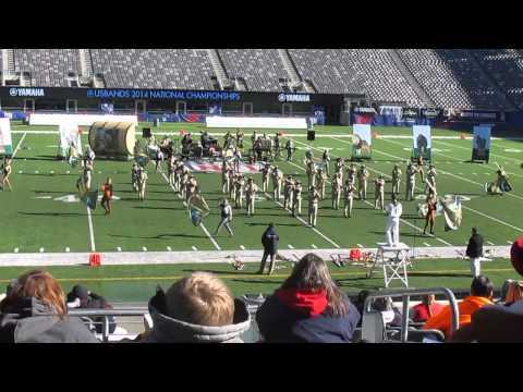 Lenape HS Marching Band Nat