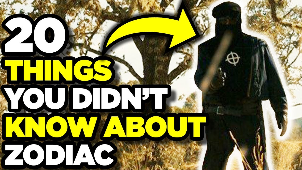 20 Things You Didn't Know About Zodiac