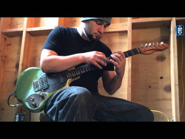 M-tone® Guitars - Slipstream demo #2 by Danny Decko