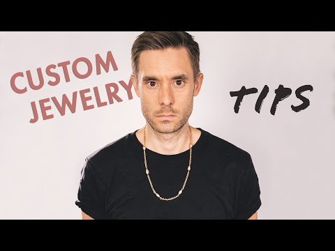 Custom Jewelry - Tips To Get Perfect Jewelry Made For You