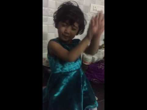 DJ Wale  Babu mera gana bajade song sung by small...