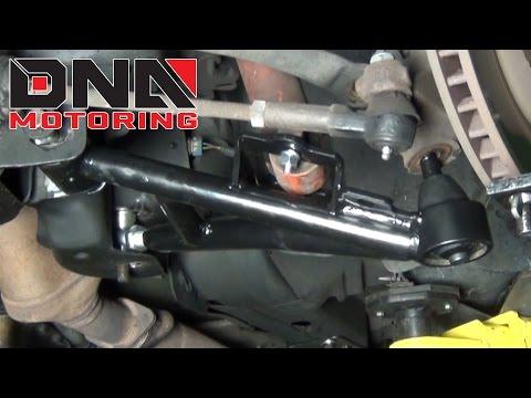 How to Install 93-02 Chevy Camaro / Pontiac Firebird Front Lower Suspension Control Arm