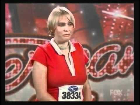 Psychotic American Idol Contestant