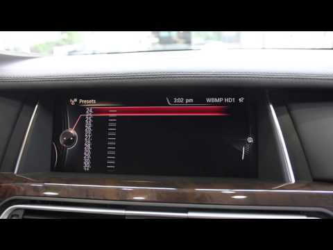 How to Build Your Preset List for Radio Stations - 2015 BMW