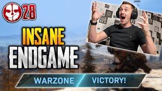 INSANE 28 KILL DUO WIN! - Call of Duty: Battle Royale!