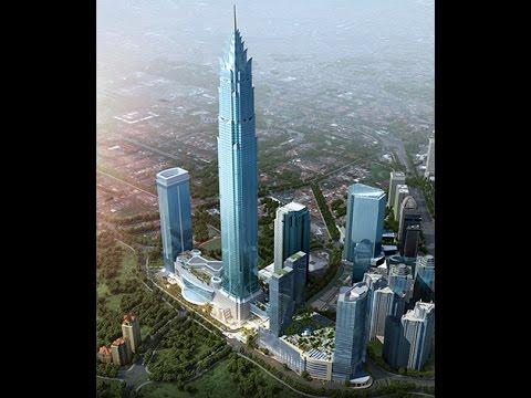 Jakarta tallest buildings projects 2015